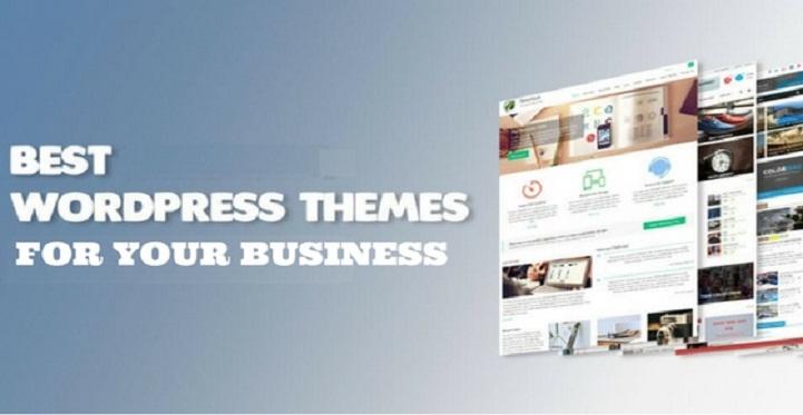 best theme WordPress Business