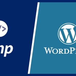 How can you update PHP on a WordPress website?
