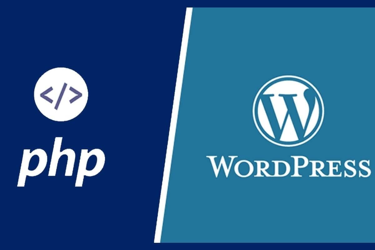update PHP version on WordPress