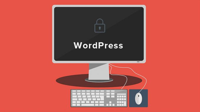 access wordpress admin