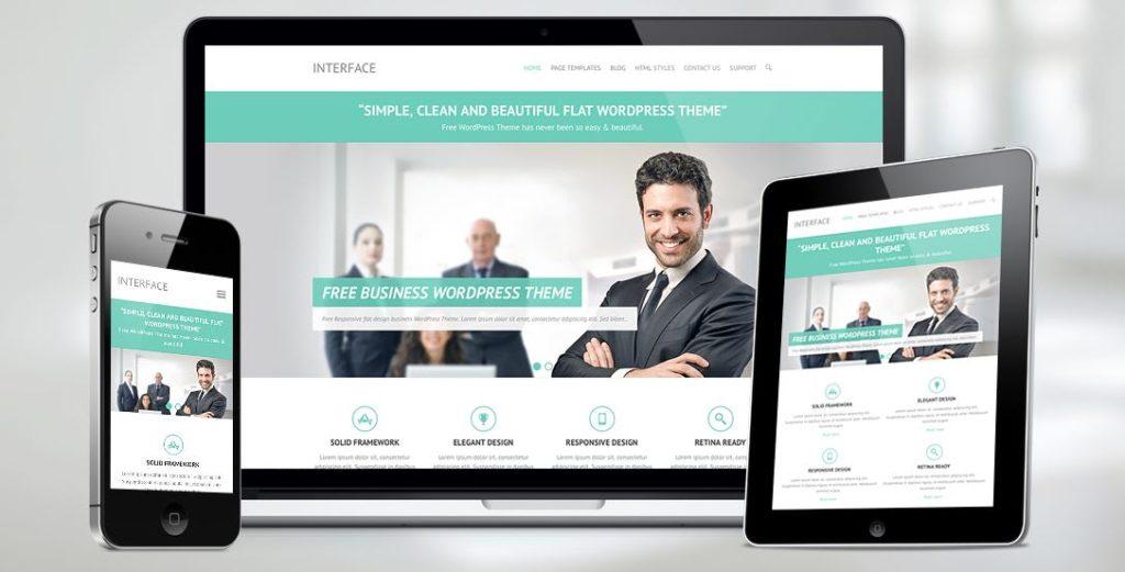 WordPress - Business Website
