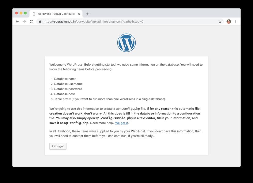 Wordpress - Wp-Config.Php