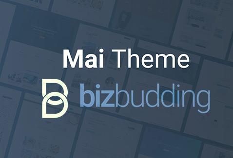 Mai Theme proudly managed by BizBudding